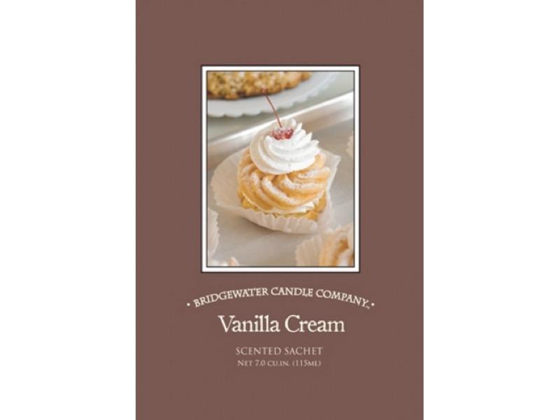 Geurzakje, vanilla cream